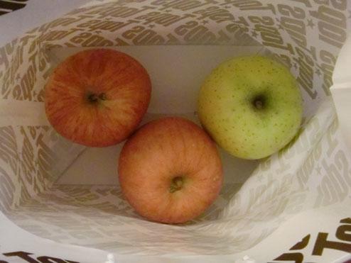 青森産りんご