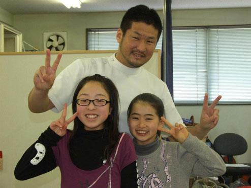 NPCバレエスクールの女の子たち