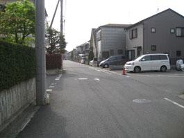 しいの木台道路5
